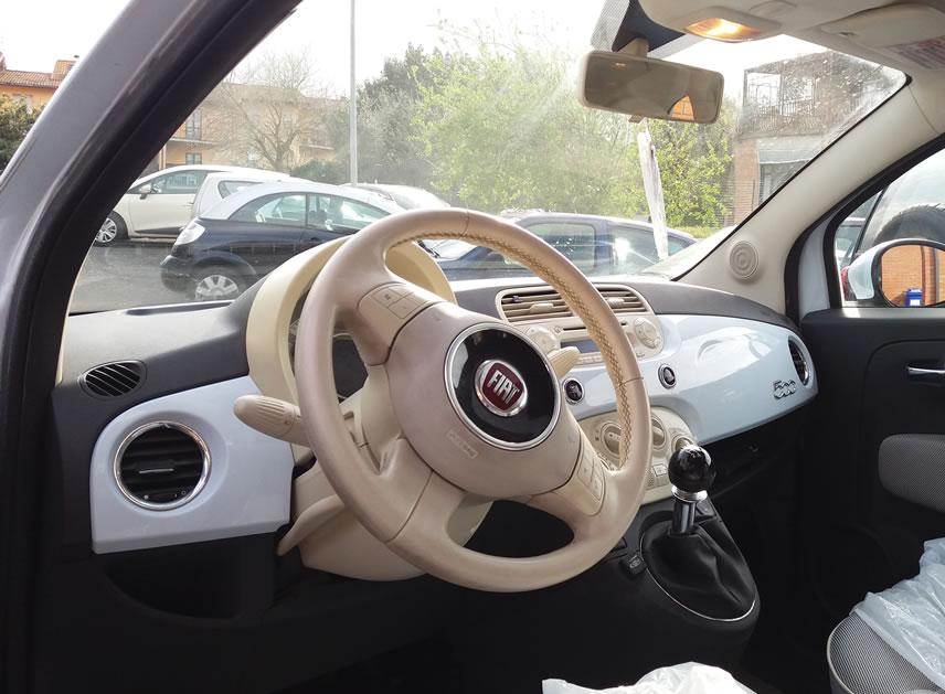 Fiat 500 1 2 Gpl Ottime Condizioni Tetto Panoramico 2009 Tagliandata